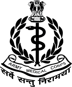Army Medical Corps Logo Vector