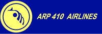 ARP 410 airlines Logo Vector