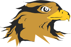 Art Drawing Eagle Logo Vector