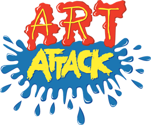 art attack Logo Vector