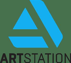Artstation Logo Vector Ai Free Download