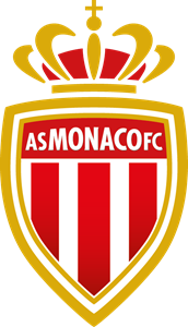 AS Monaco FC Logo Vector