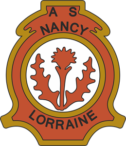 AS Nancy Lorraine 70's Logo Vector