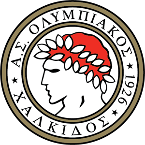 AS Olympiakos Chalkis Logo Vector