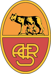 AS Roma 70's (old) Logo Vector