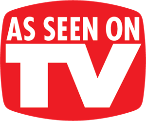 As seen on TV Logo Vector