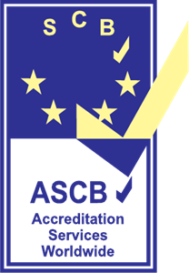 ASCB World Wide Accreditation Logo Vector