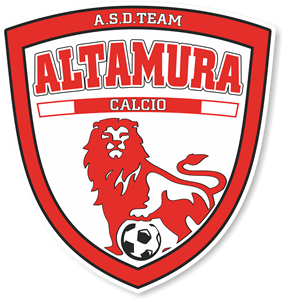 ASD Team Altamura Calcio Logo Vector
