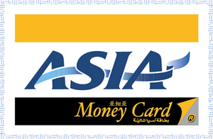 Asia Bank Card Union - AsiaCard Logo Vector