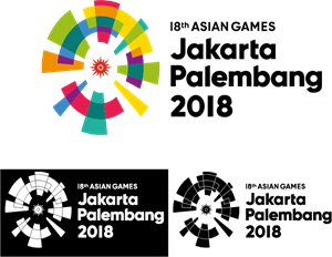 Asian Games 2018 Logo Vector