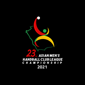 ASIAN MEN'S HANDBALL CLUB LEAGUE CHAMPIONSHIP 2021 Logo Vector