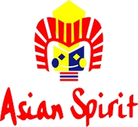Asian Spirit airlines Logo Vector