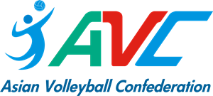 Asian Volleyball Confederation Logo Vector