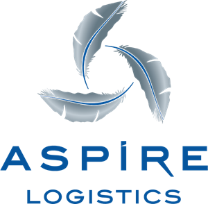 Aspire Logistics Logo Vector