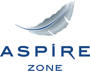 Aspire Zone Logo Vector