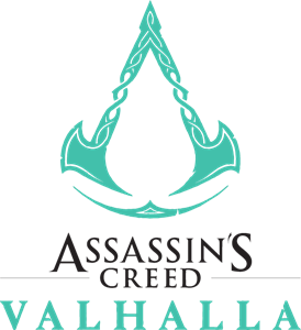 Assassin S Creed Valhalla Logo Vector Pdf Free Download