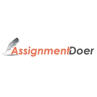 Assignment Doer Logo Vector