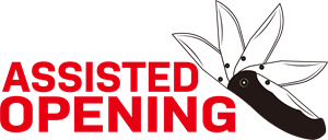 ASSISTED OPENING Logo Vector