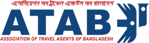 Association of Travel Agents of Bangladesh (ATAB) Logo Vector