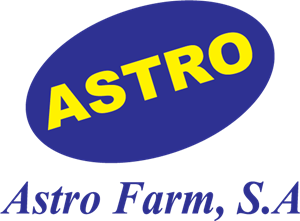Astro Farm Logo Vector