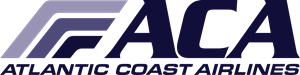 Atlantic Coast Airlines Logo Vector