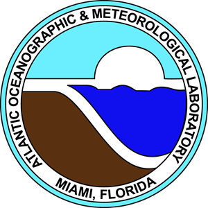 Atlantic Oceanographic and Meteorological Logo Vector