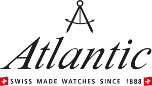 Atlantic Watches Logo Vector