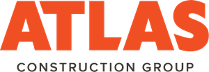 Atlas Construction Logo Vector