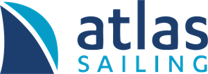Atlas Sailing Logo Vector