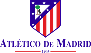 Atletico de Madrid Logo Vector