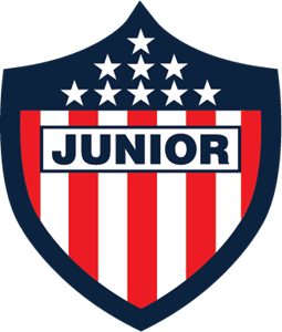 Atlético Junior Logo Vector