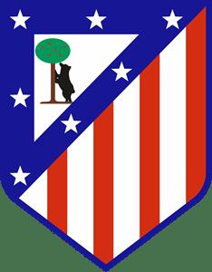 Znalezione obrazy dla zapytania atletico madrid logo
