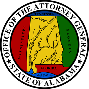 Attorney General of Alabama Logo Vector