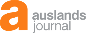 Auslands journal Logo Vector