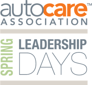 Auto Care Association Spring Leadership Days Logo Vector