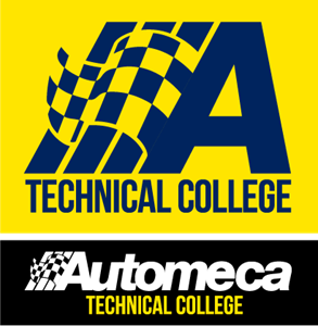 Automeca Technical College Logo Vector