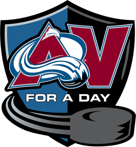 Avalanche for a Day Logo Vector