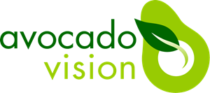 Avocado Vision Logo Vector