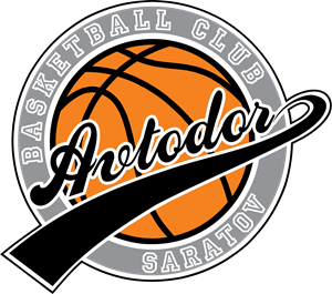 Avtodor basketball club Logo Vector