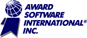 Award Software Logo Vector
