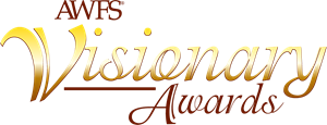 AWFS Fair Visionary Awards Logo Vector