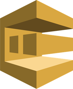 AWS SQS (Simple Queue Service) Logo Vector