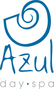 azul day spa Logo Vector