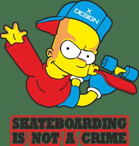 simpsons logo vectors free download