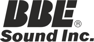BBE Sound Inc. Logo Vector
