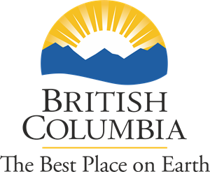 BC The Best Place on Earth Logo Vector