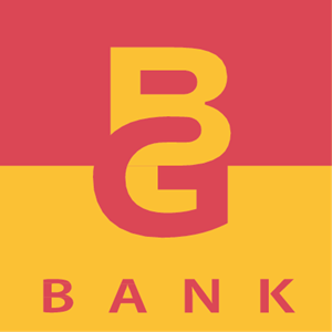 BG Bank Logo Vector