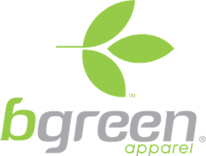 BGreen Apparel Logo Vector