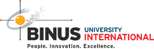BINUS University International Logo Vector