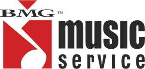 BMG Music Service Logo Vector